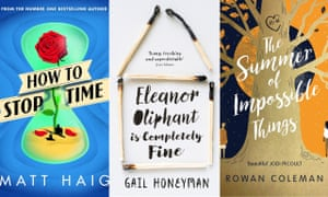 How to Stop Time, Eleanor Oliphant is Completely Fine and The Summer of Impossible Things.