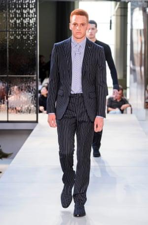 Burberry SS19, London fashion week.
