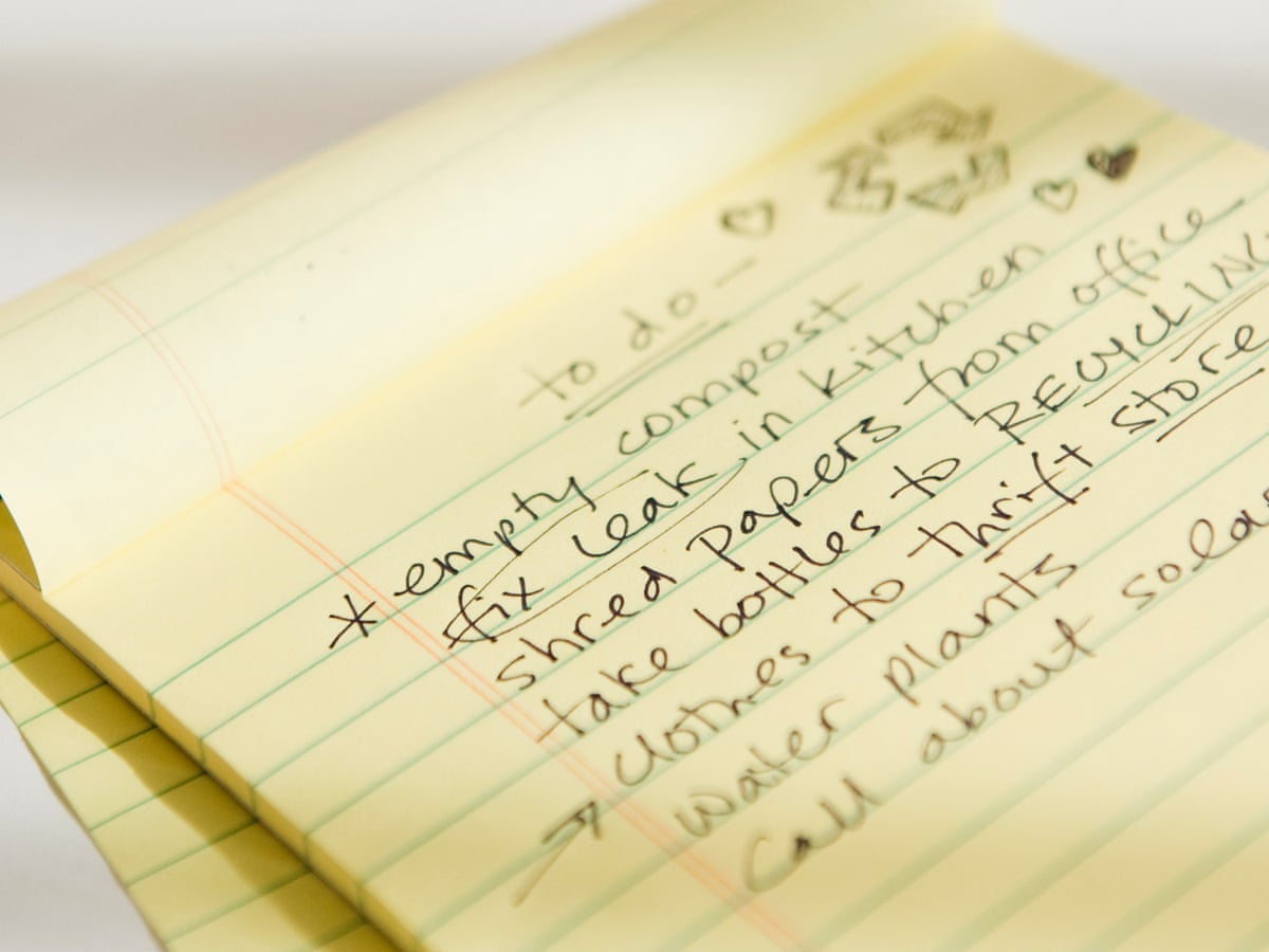The psychology of the to-do list – why your brain loves ordered ...
