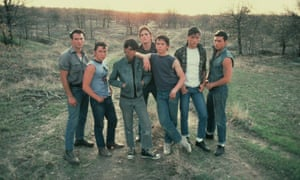 Perennially cool: the cast of the Outsiders