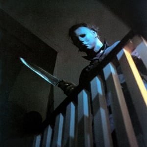 Tony Moran as Michael Myers in Halloween.