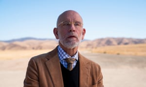Malkovich in the new comedy series Space Force.