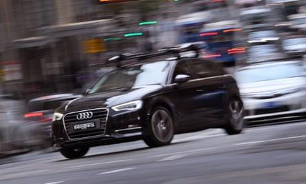 An Audi
