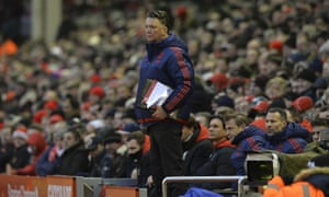 Manchester United's Louis van Gaal said he likes to use young players but they lack consistency as they are still learning.