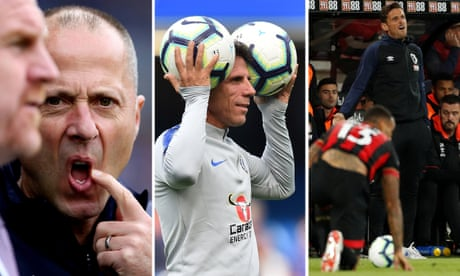 Premier League assistant managers: who are they and what do they do?