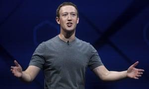 Mark Zuckerberg sets a 'personal challenge' each year.