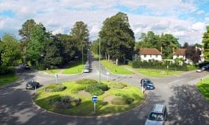 Part of Letchworth Garden City.