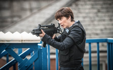 Vicky McClure as DC Kate Fleming in BBC2's Line of Duty