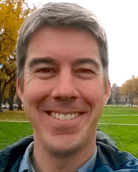 Dr. John Field, Colorado State University.