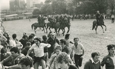A total of 95 picketers were charged after the clash at Orgreave, South Yorkshire, but all the trials collapsed due to unreliable police evidence.