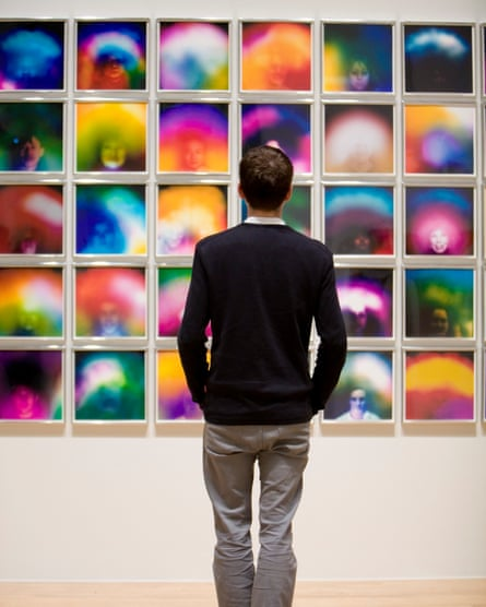 Susan Hiller's Auras: Homage to Marcel Duchamp at Tate Britain.