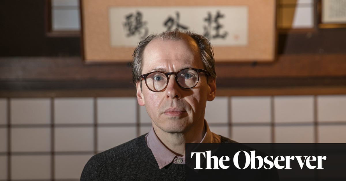 Tokyo Redux by David Peace review – the final instalment of a blistering trilogy