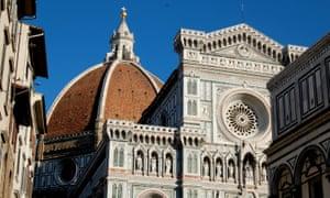 Florence's Santa Maria del Fiore cathedral
