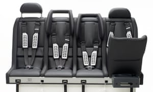 Room For One More The Four Abreast Car Seat Martin Love