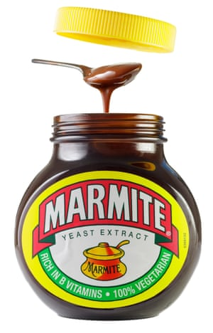 Marmite? Why do you eat this thing?' says Benjamin Carle.