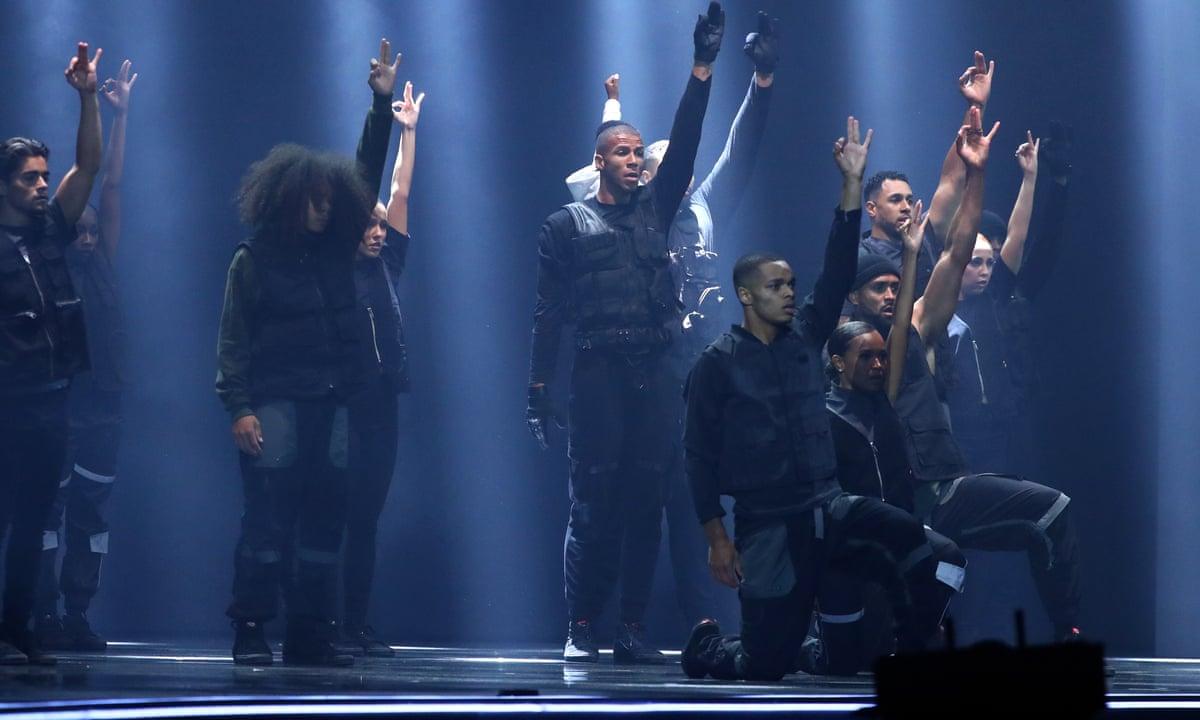 Blm Dance Routine On Britain S Got Talent Triggers 15 500 Complaints Britain S Got Talent The Guardian