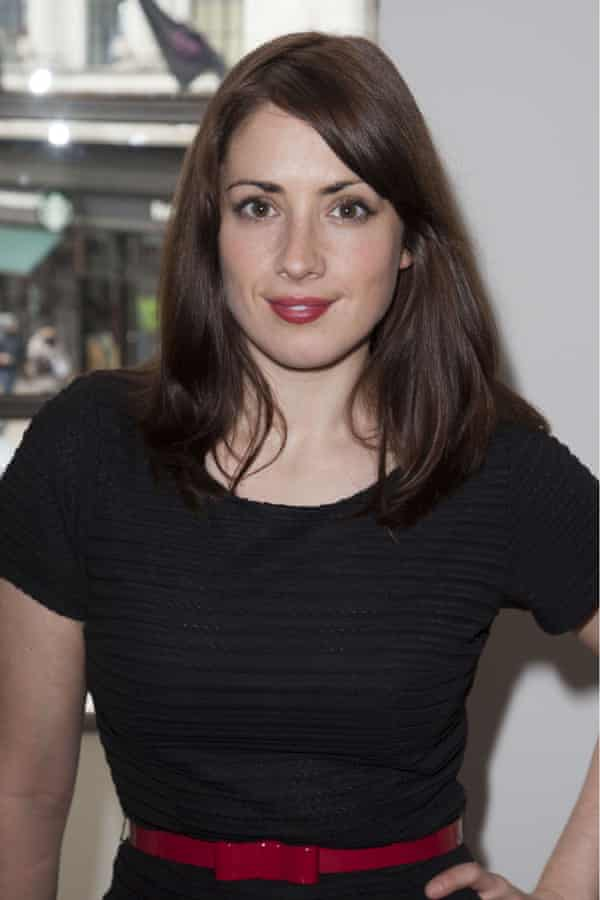 Lucy Prebble, who wrote Enron and The Effect.
