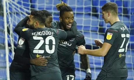 Brentford go top after late Josh Dasilva and Ivan Toney goals sink Reading