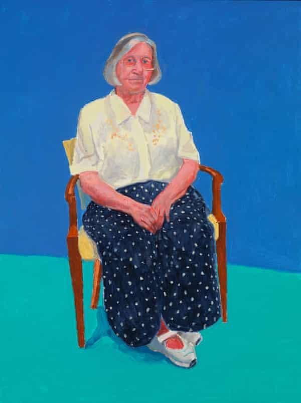 Margaret Hockney, 14th, 15th, 16th August 2015.
