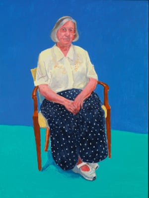 Margaret Hockney, 14th, 15th, 16th August (2015).