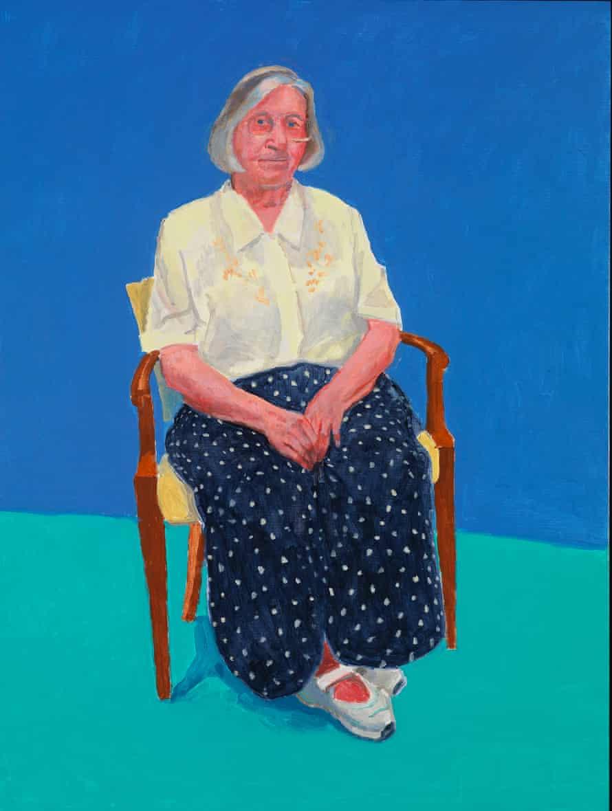 Margaret Hockney, 14th, 15th, 16th August (2015).