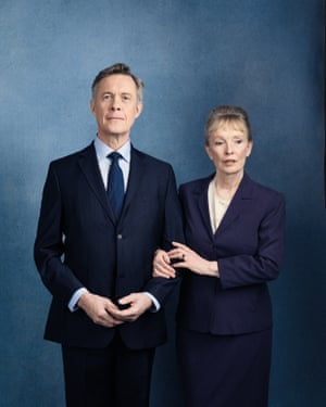 Alex Jennings and Lindsay Duncan will star in Hansard, opening soon at the Lyttelton and directed by the departing Simon Godwin.