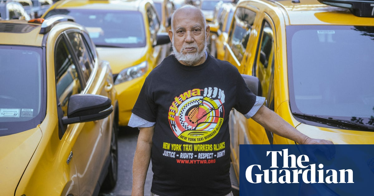 'They stole from us': the New York taxi drivers mired in debt over medallions