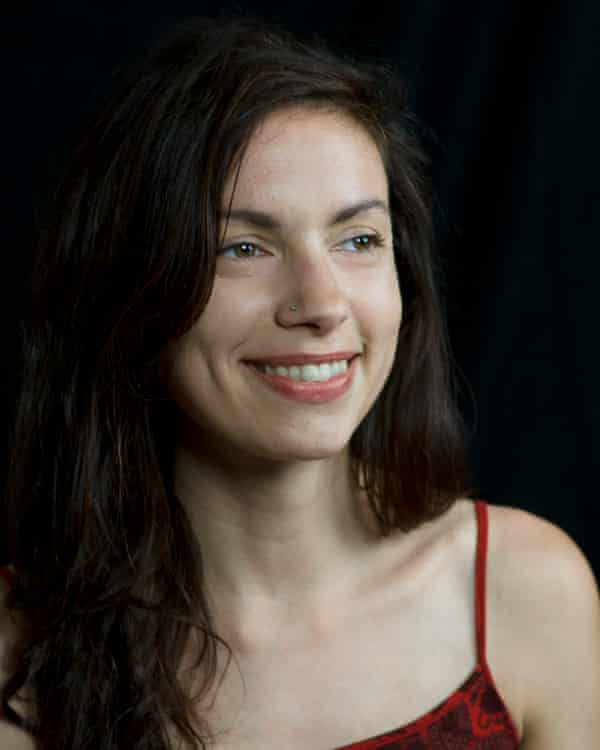 graphic novelist Emma