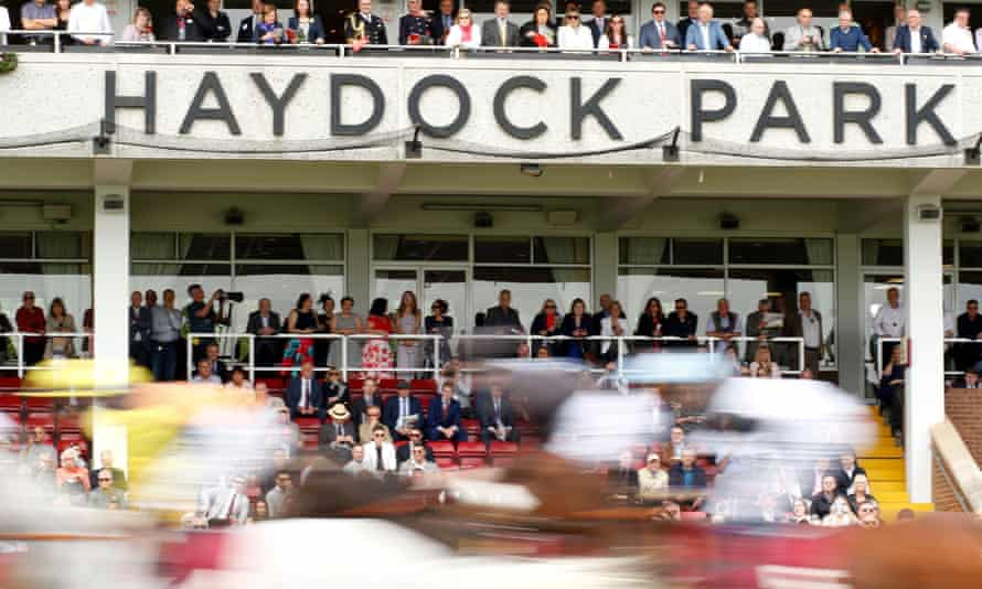 Haydock Park is the venue for the John Of Gaunt Stakes on Saturday.