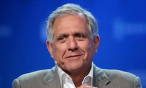 Les Moonves said the 'appalling accusations' against him in the New Yorker article were untrue.