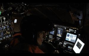 Inside the cockpit of Solar Impulse 2