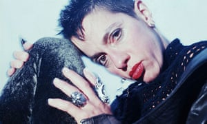 'Performing was what made her tick': Kathy Acker in 1995