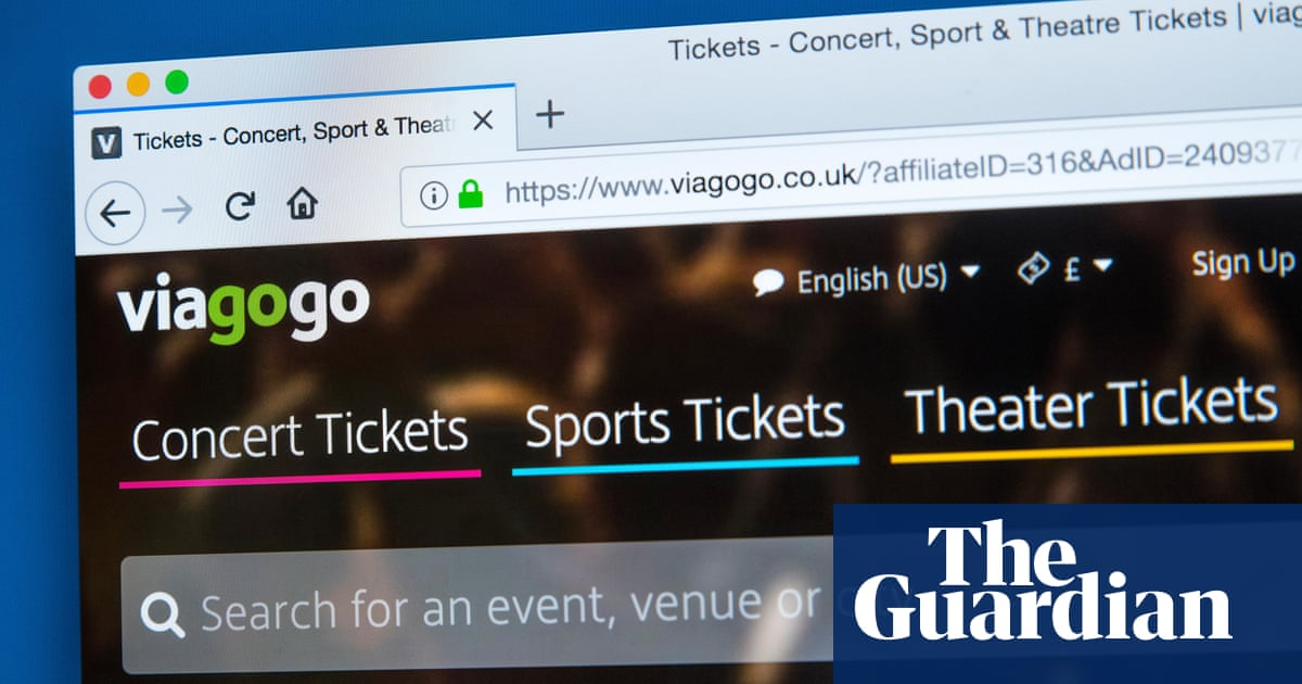 Viagogo accused of listing non-existent tickets on behalf of seller linked to firm
