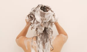 Some shampoo contains coal tar, a known carcinogen.
