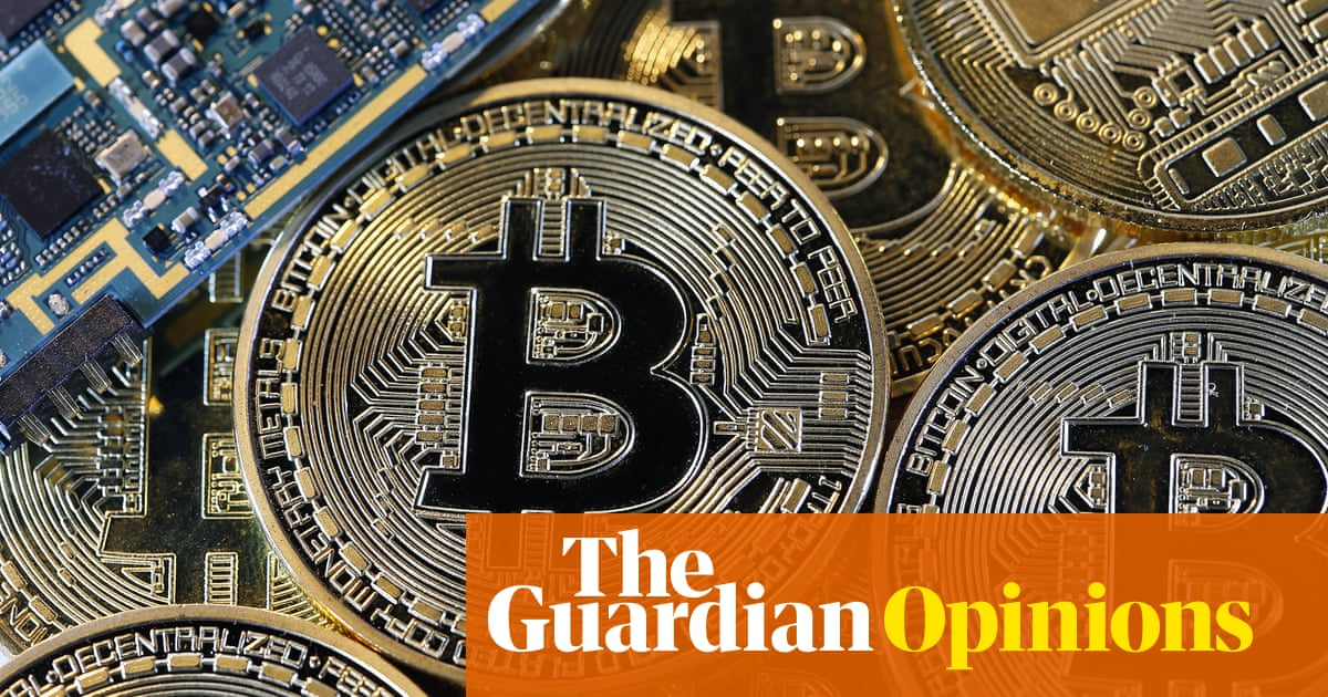 Blockchain isn't about democracy and decentralisation – it's about greed | Nouriel Roubini