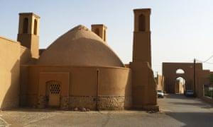 Aghda old town, Iran