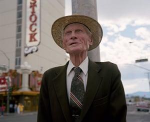 Ninety-Four-Year-Old Lawyer, Reno, 1991