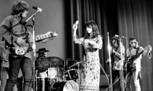 Vietnam Day Committee supporters Jefferson Airplane