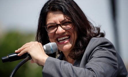 Rashida Tlaib's empathetic statements about the Holocaust and the Nakba were misrepresented by Republicans in a 'desperate' attempt to smear her, Nancy Pelosi said.