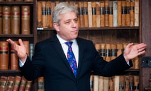 John Bercow, who has been Speaker of the Commons since 2009, has been accused of bullying staff.