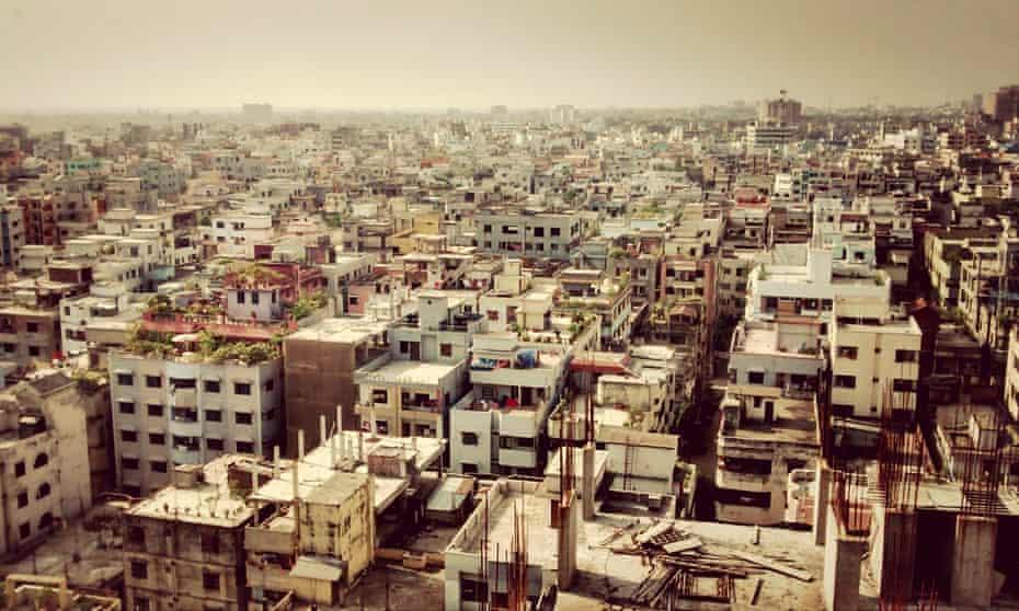 Dhaka, Bangladesh cityscape