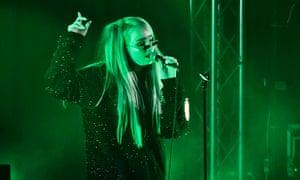Petras performing in Berlin earlier this year.