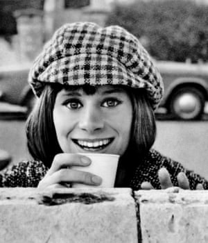 Rita Tushingham in Richard Lester's 1965 sex comedy The Knack … and How to Get It