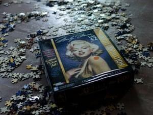 Marilyn Puzzle 2015