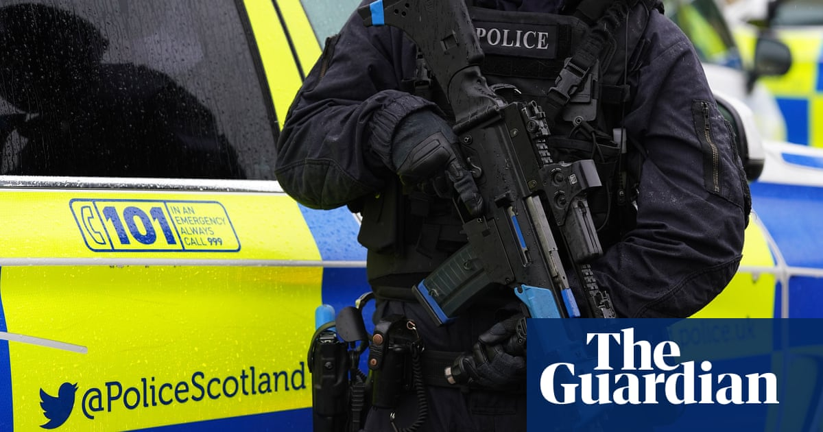 Review ordered after tribunal finds 'sexist culture' in Scotland's armed police