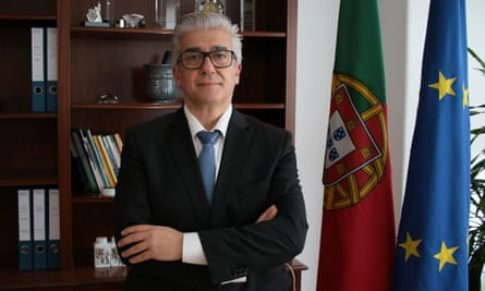 António Sales, Portugal's secretary of state for health.