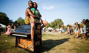 The Afropunk music festival, now coming to London.