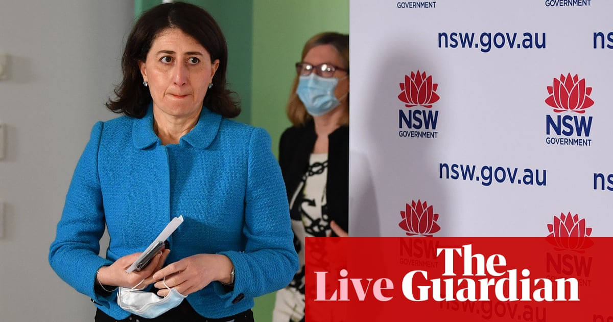Australia Covid live news update: NSW records 787 cases, 12 deaths; Victoria 705 cases, one death; some restrictions to ease in both states