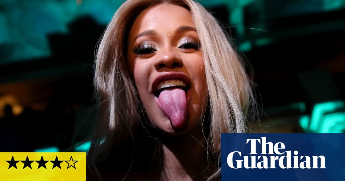Tongue Cardi Bs: Cardi B: Invasion Of Privacy Review