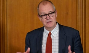 Patrick Vallance, the chief scientific officer, chairs the group of scientists.